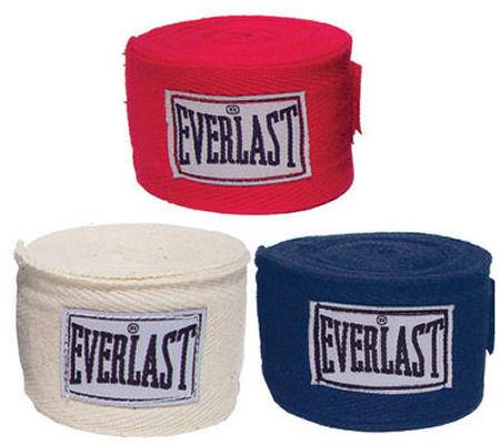 Everlast 3 Pack Hand Wraps